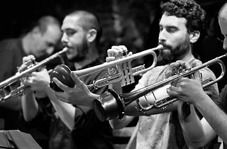 Mas i Mas Festival 2014: Free Art Ensemble & Agustí Fernández