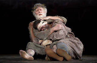 King Lear (Photograph: Joan Marcus)