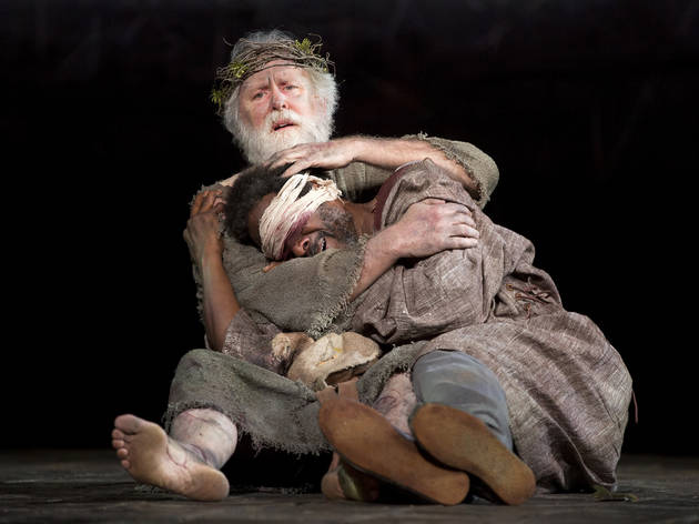 King Lear (Photograph: Joan Marcus)