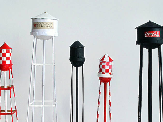 """""""Made in Chicago: Site-Specific Sculpture"""""""