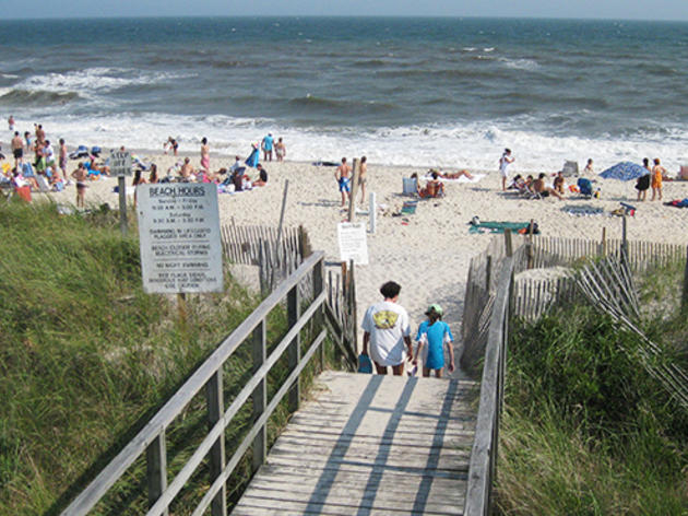 Fire Island bans booze on all federally owned beaches