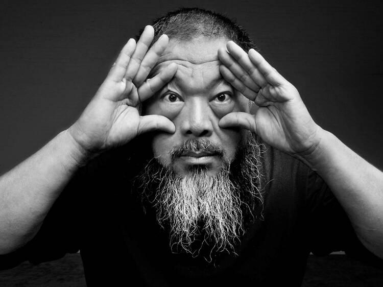 Ai Weiwei en el MUAC