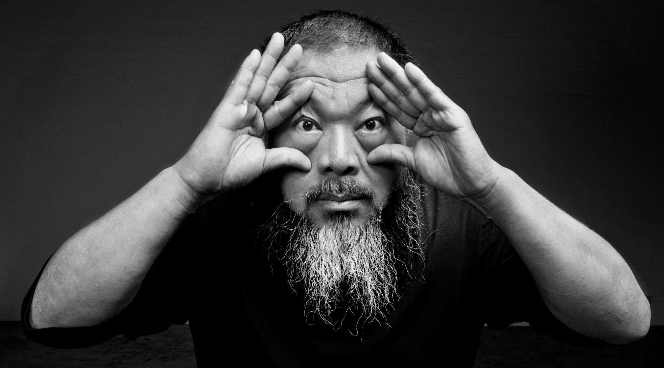 (Ai Weiwei, 2012. Fotografía: © Ai Weiwei Studio)