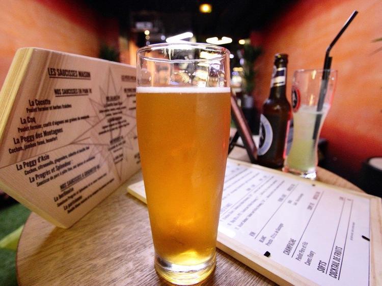 Bars à bières : le top 10