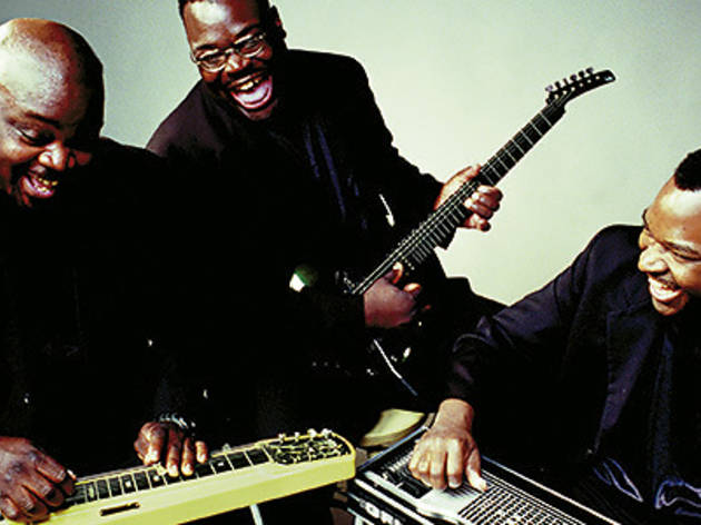 46th Voll-Damm Festival Internacional de Jazz de Barcelona: The Campbell Brothers