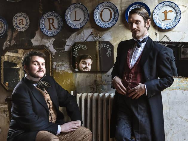Morgan & West: Parlour Tricks