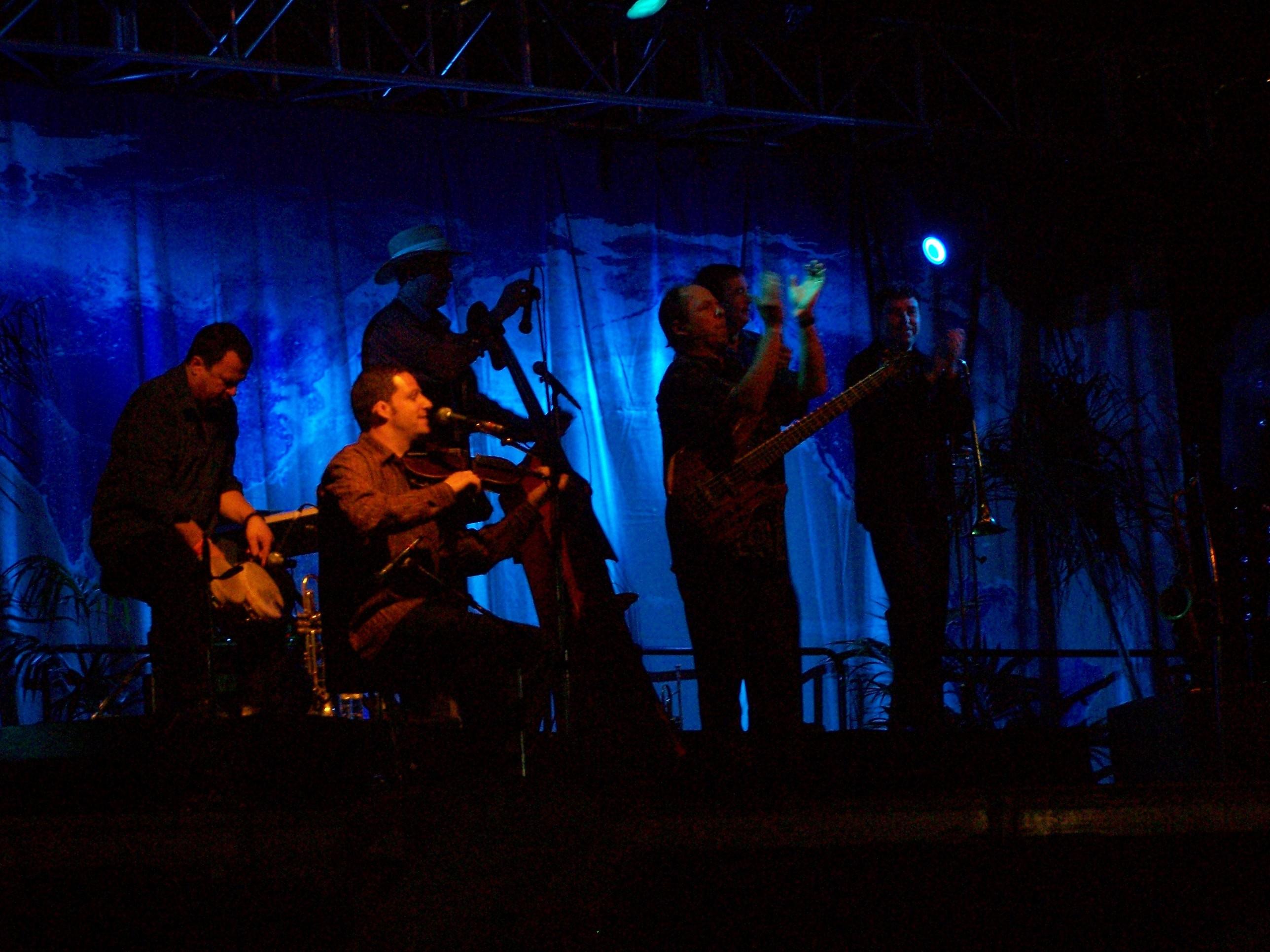 World Music Festival 2014: La Bottine Souriante + Pablo Menendez & Mezcla