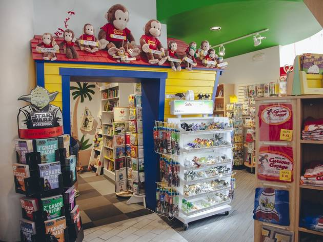The Curious George Store