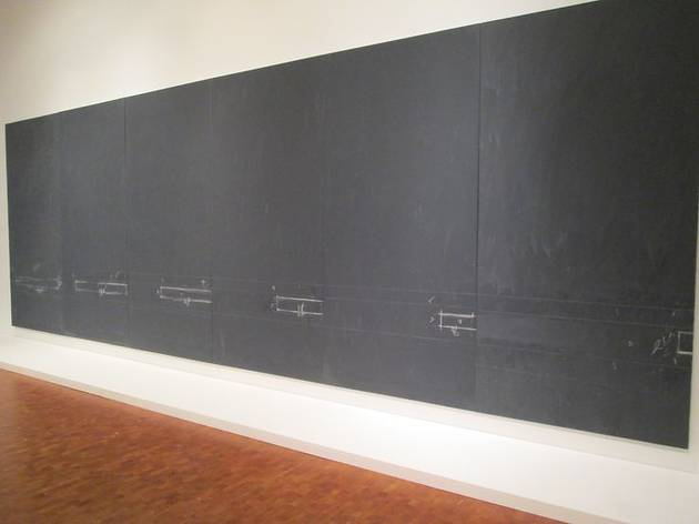 """Cy Twombly: Treatise on the Veil"""