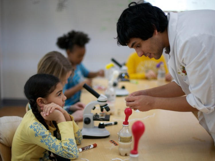 Your kids can participate in any extracurricular activity they can dream of