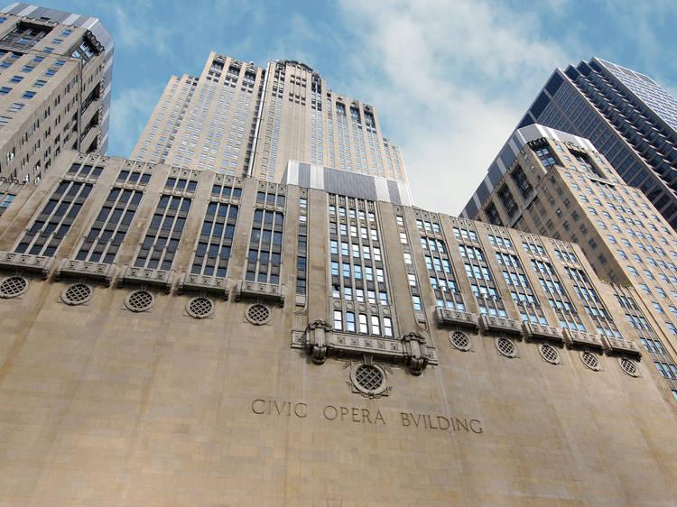 Civic Opera House, 20 N Upper Wacker Dr