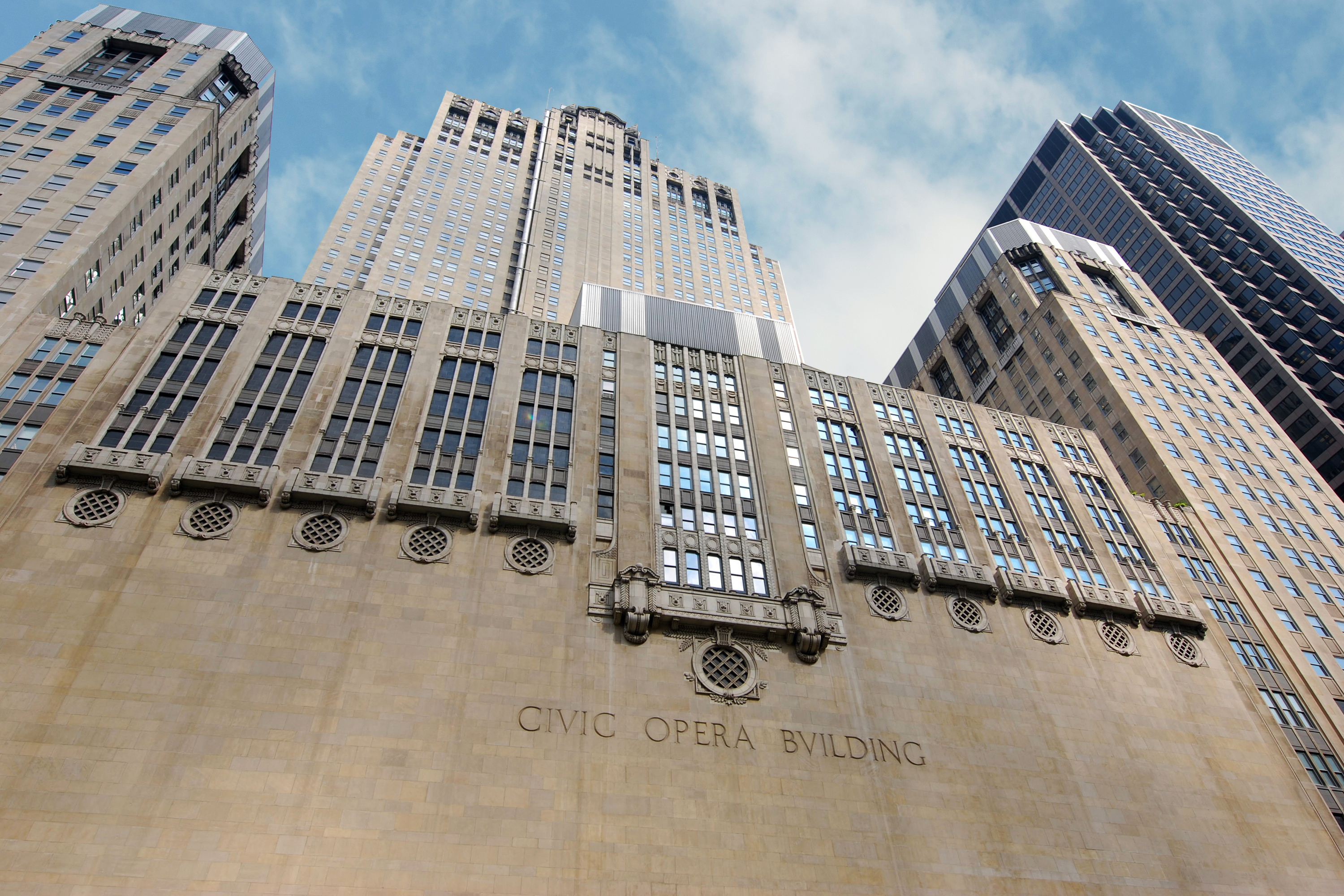 Civic Opera House, 20 N Upper Wacker Dr