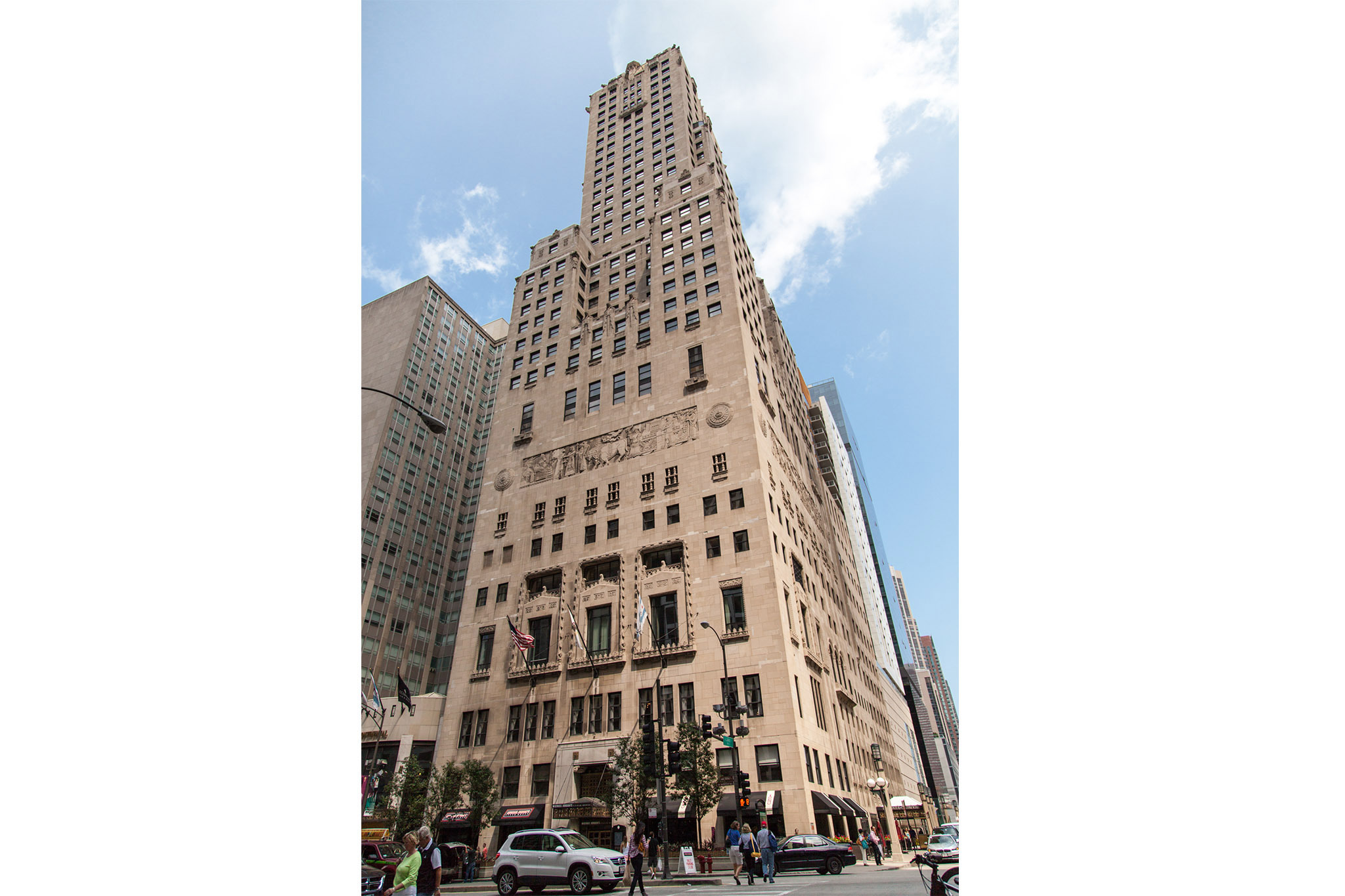 Hotel InterContinental, 505 N Michigan Ave
