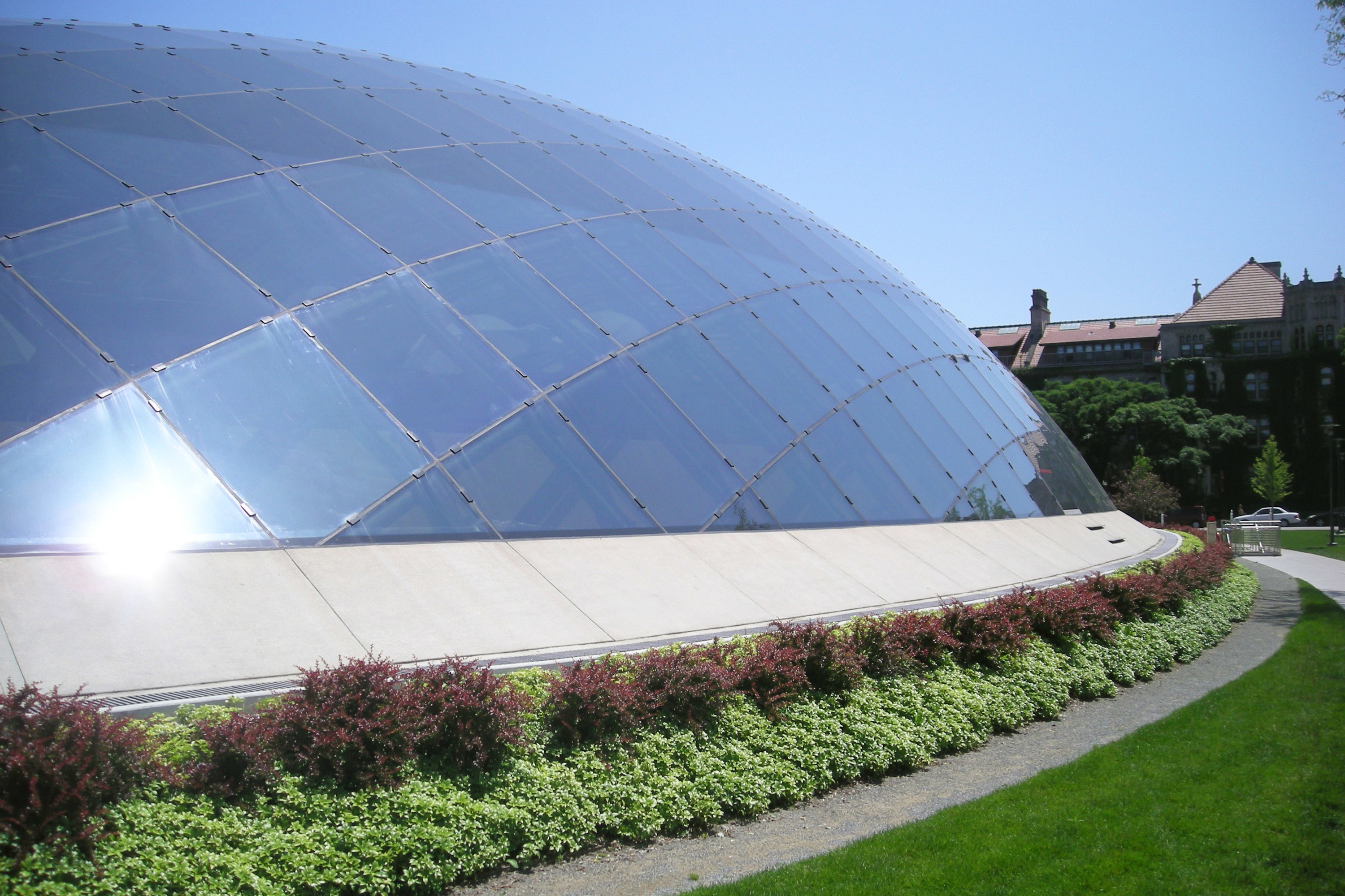 Mansueto Library at University of Chicago