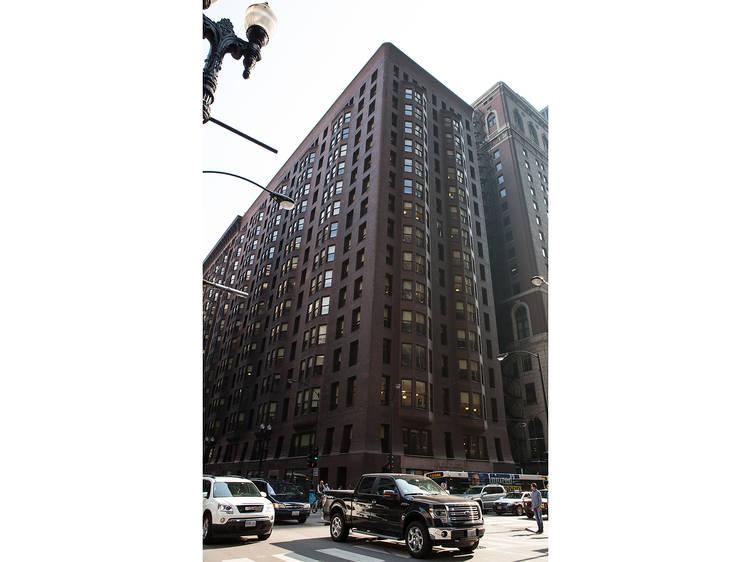 Monadnock Building, 53 W Jackson Blvd