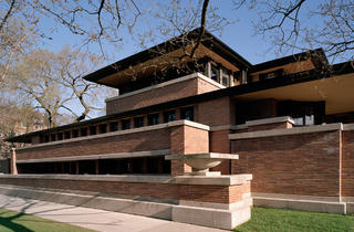 (Photograph: Tim Long Courtesy of Frank Lloyd Wright Preservation Trust)