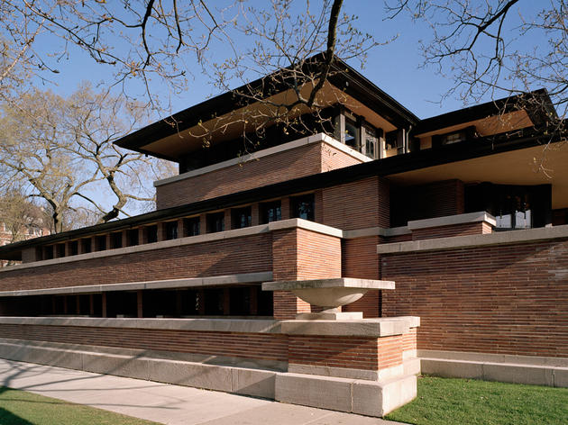 Robie House, 5757 S Woodlawn Ave