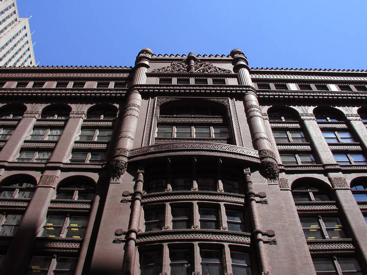 Rookery Building, 209 S LaSalle St