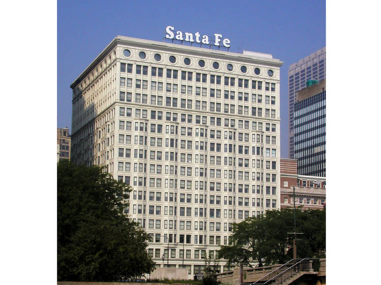 Santa Fe Building, 224 S Michigan Ave