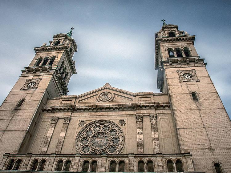 St. Adalbert's Church, 1650 W 17th St