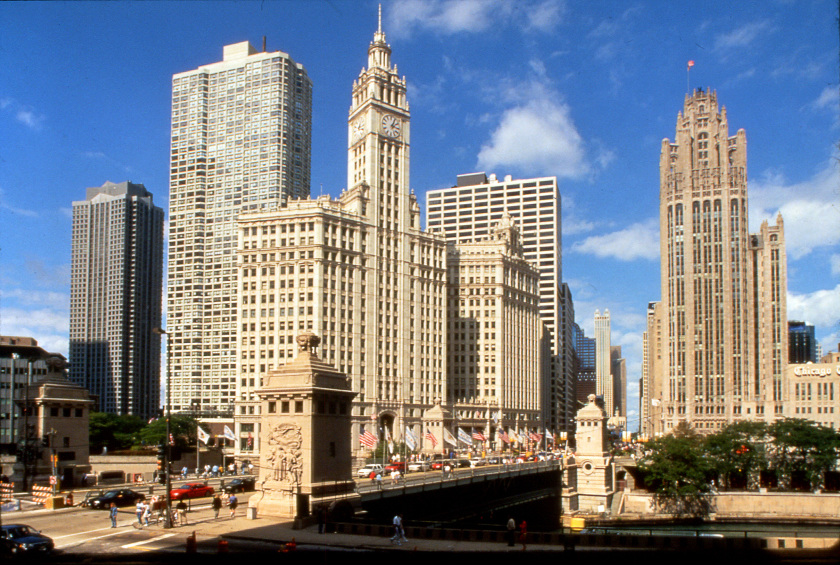 Wrigley Building, 400–14 N Michigan Ave