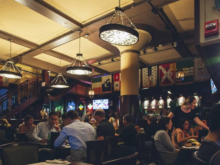The best Irish pubs in Boston