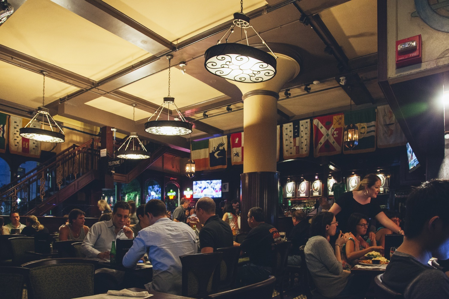 The best Irish pubs in Boston