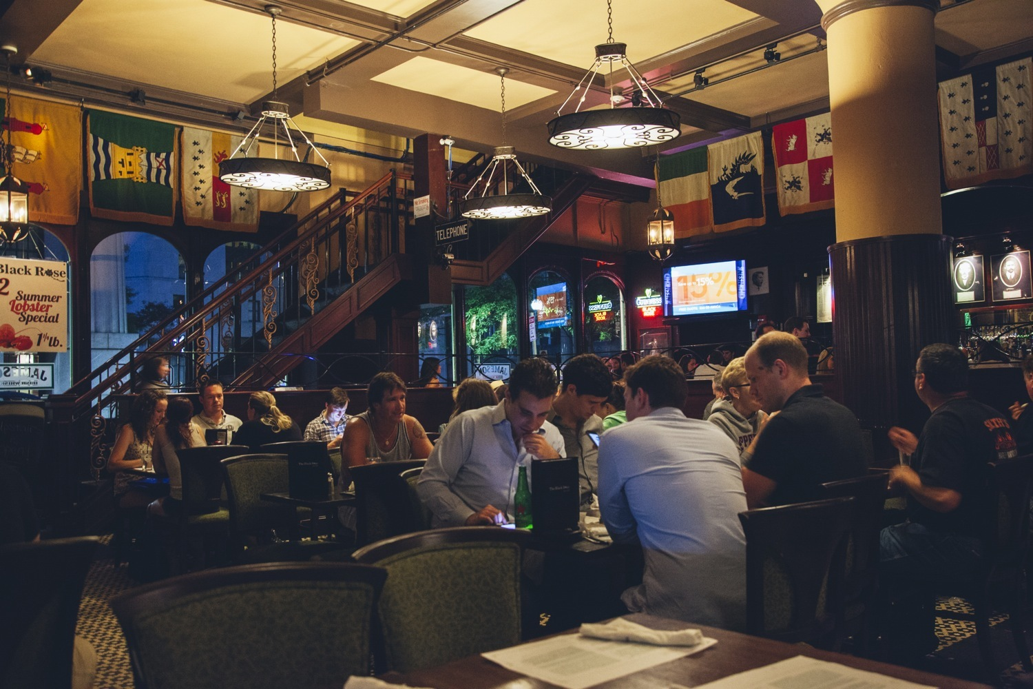 The best college bars in Boston