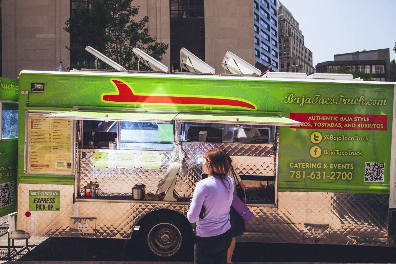 Baja Taco Truck