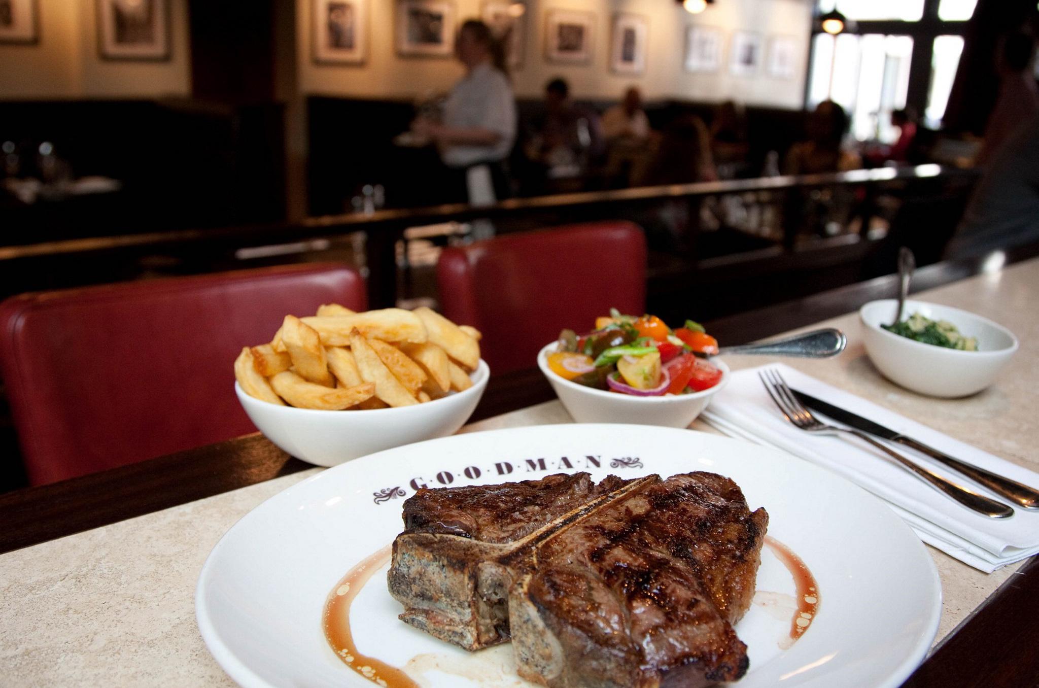 Best London restaurants: Goodman Mayfair