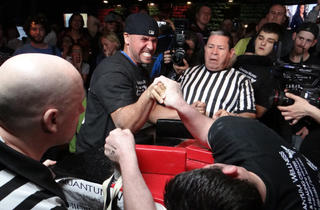 37th Annual Queensboro Arm-Wrestling Championship