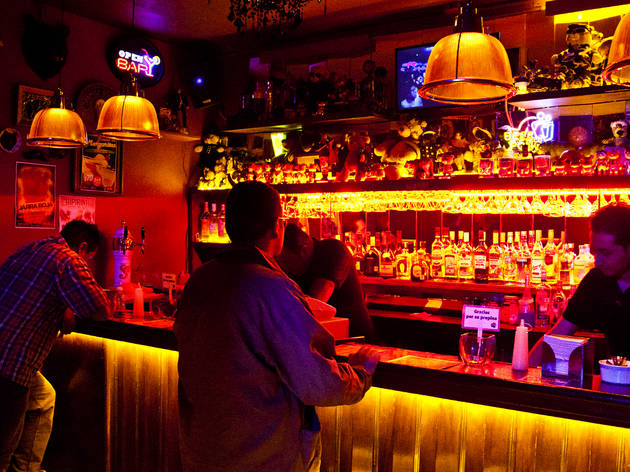 gay bar mexico city zona rosa