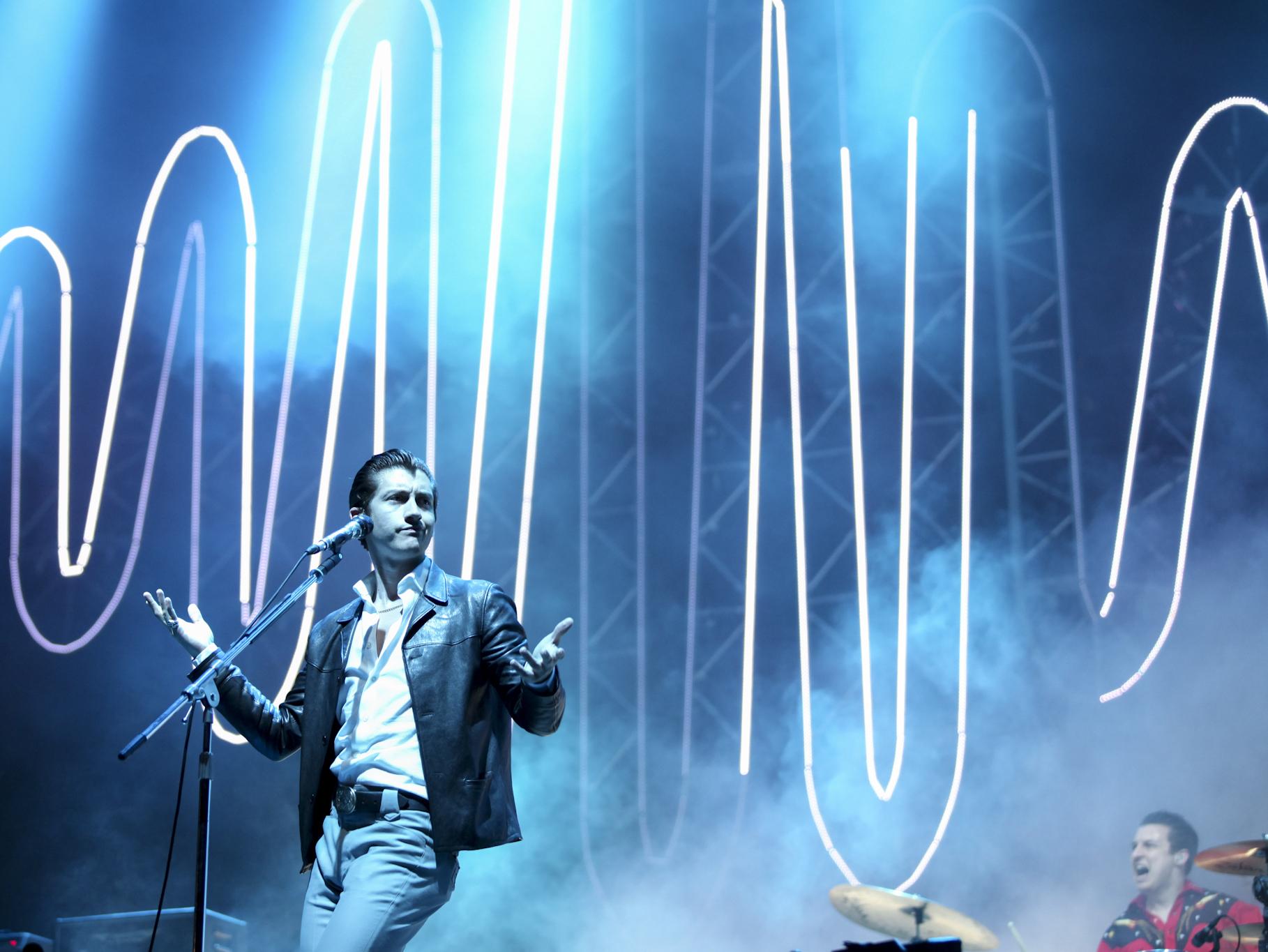 Photos: Arctic Monkeys
