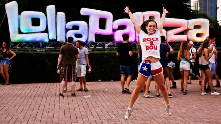 Lollapalooza presenta una serie de retransmisiones con el concepto Lolla 2020