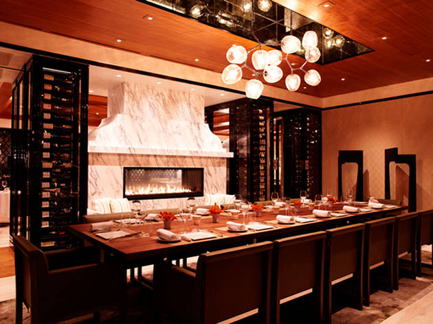 The best chef's tables, counters and private dining in LA