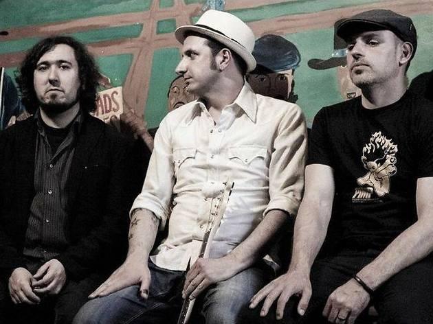 Nits de Blues al Poble Espanyol: Mancuso + Miguel Talavera Power Trio