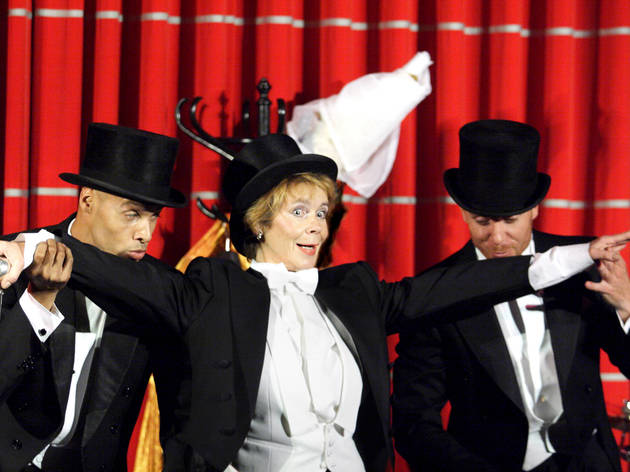 Celia Imrie in Laughing Matters