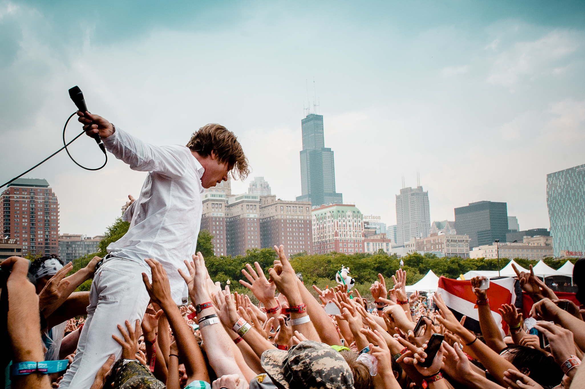 Stream Lollapalooza right here