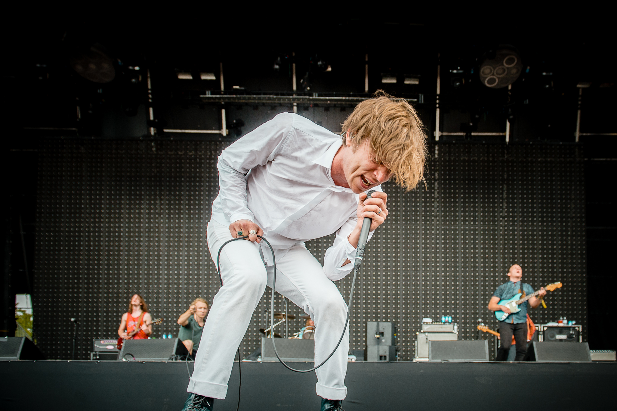 Cage the Elephant + Portugal. The Man