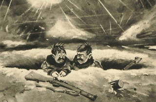 The Man Who Won the War: The Life and Works of Captain Bruce Bairnsfather