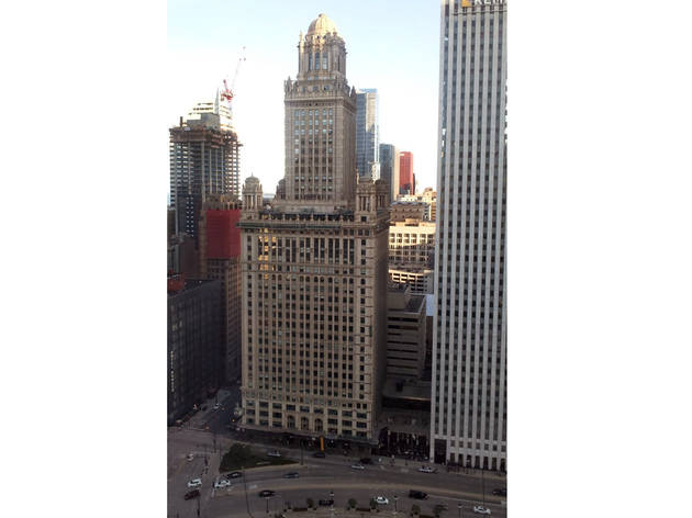 35 East Wacker (a.k.a. The Jeweler's Building)