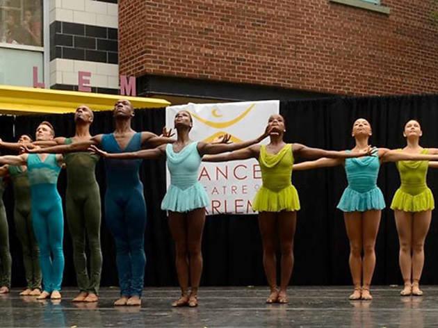 Dance Theatre of Harlem 2014 Summer Street Festival