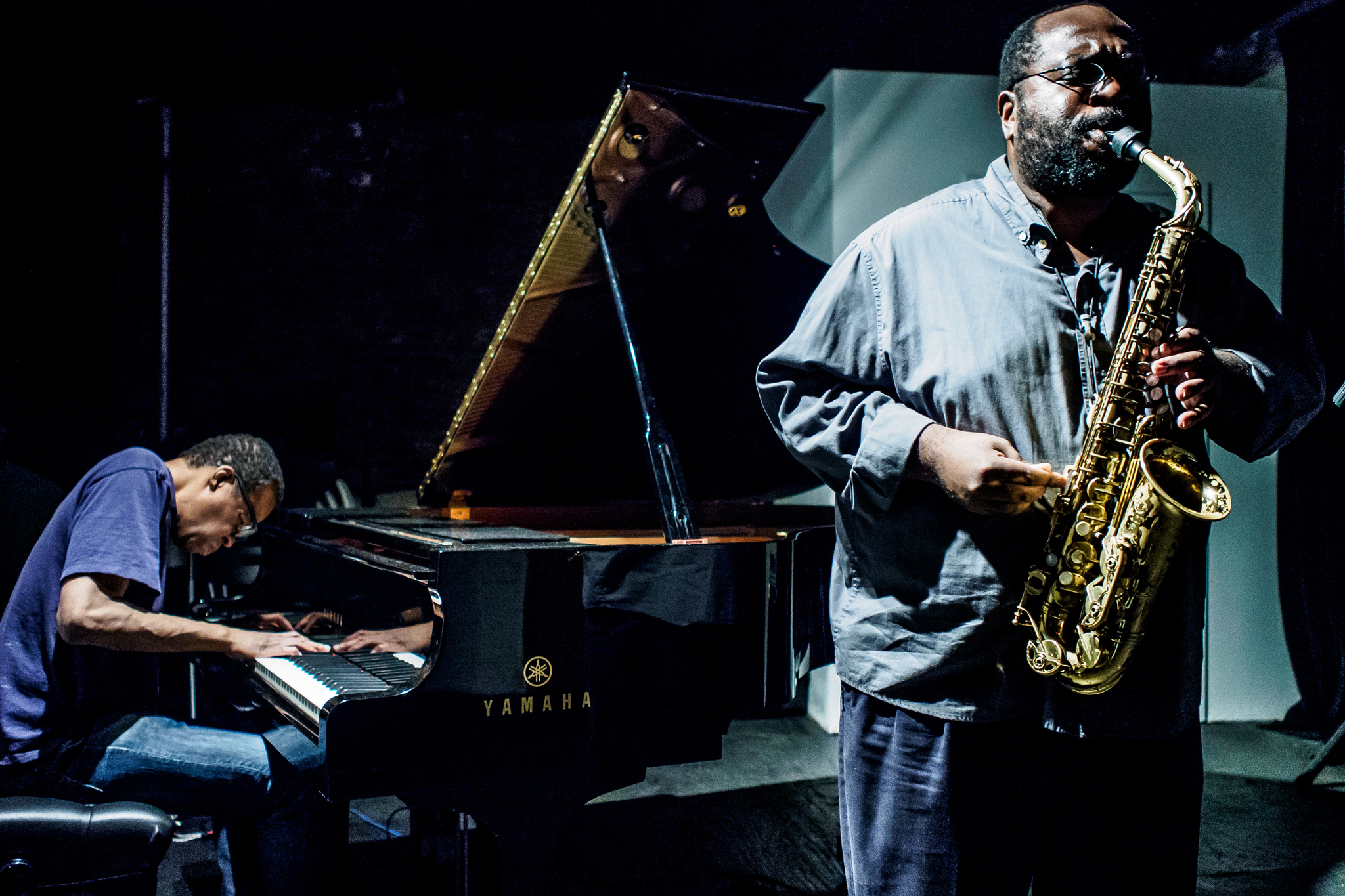 Farmers by Nature + Darius Jones and Matthew Shipp | ShapeShifter Lab; Aug 9