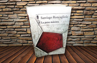 La pena máxima Santiago Roncagliolo