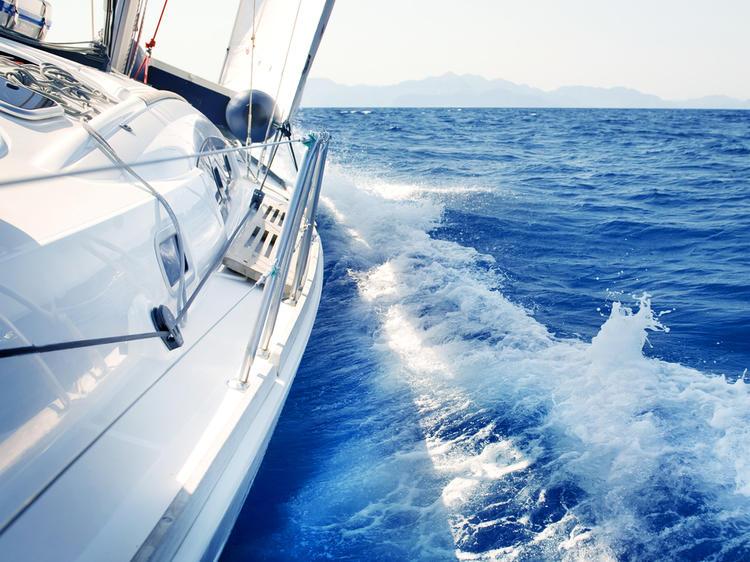La dolce vita a alta mar