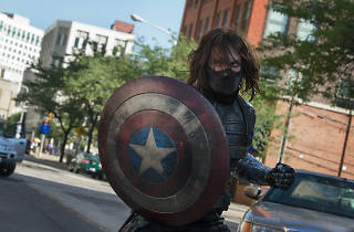 'Captain America: The Winter Soldier' Presents the Marvel Exhibition