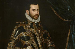"""""""Men in Armor: El Greco and Pulzone Face to Face"""""""