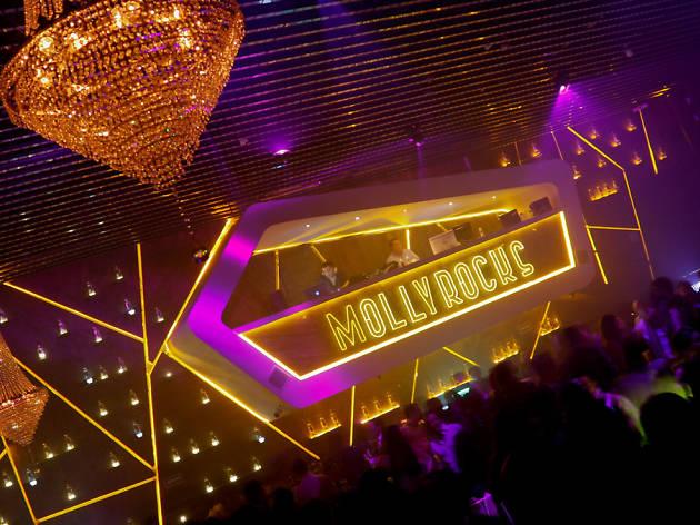 El antro Molly Club en San Jerónimo