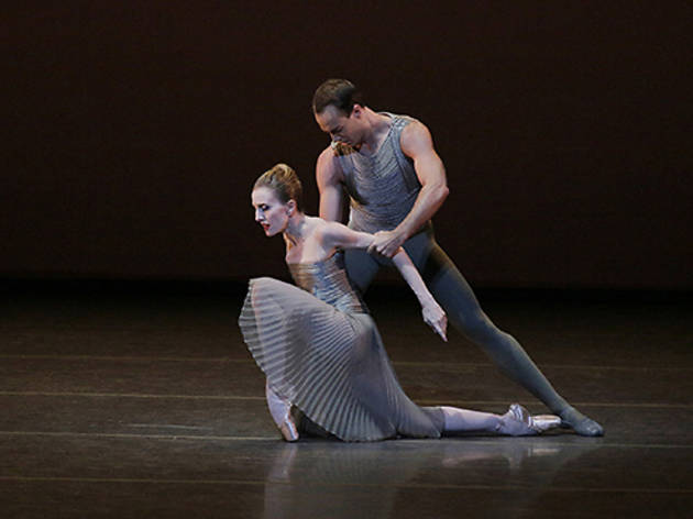 New York City Ballet pairs designers and dance at its fashion gala