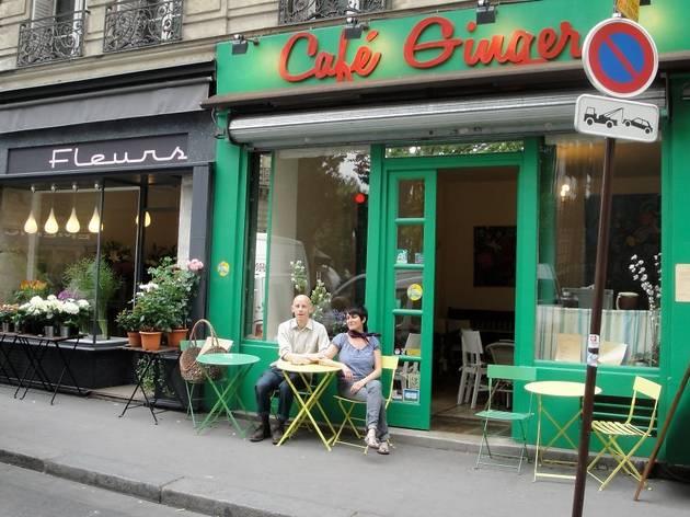 Café Ginger